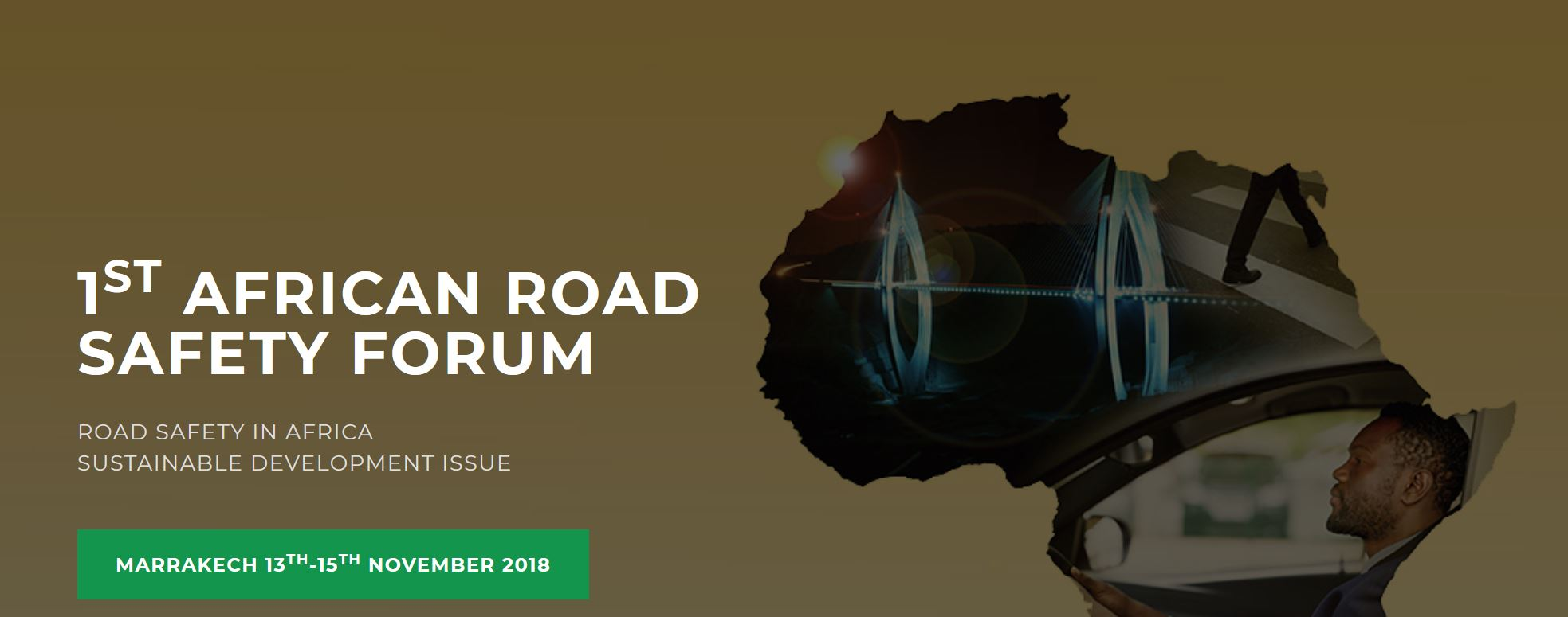 1st African Road Safety Forum to held in Morocco